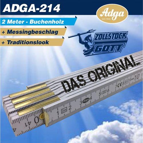 Zollstock online bedrucken - Meterstab gestalten - Buchenholz Meterstab