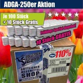 Zollstock ADGA 250 Serie - SONDERAKTION 10 x Gratis