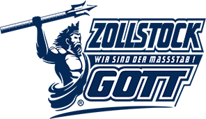 Zollstock-Gott